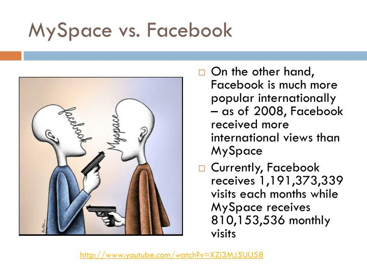 MySpace vs.