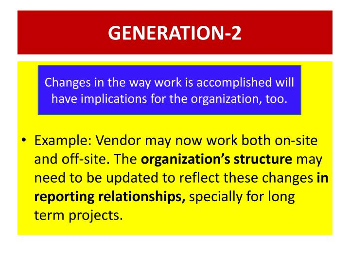 GENERATION-2