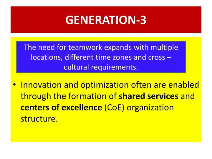 GENERATION-3
