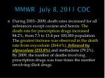 mmwr july 8 2011 cdc