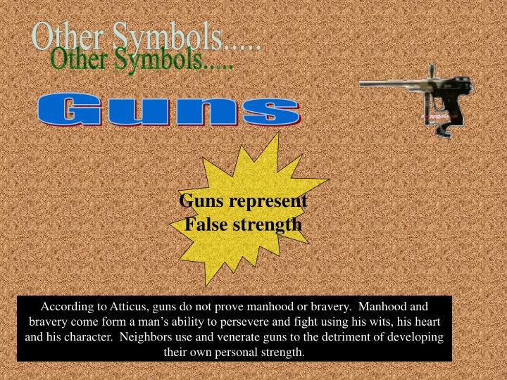 Other Symbols.....