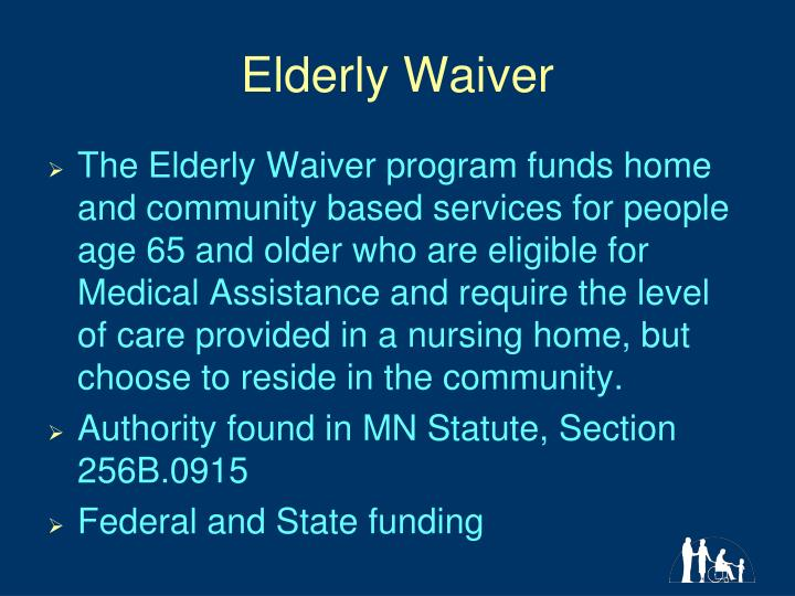 Elderly Waiver