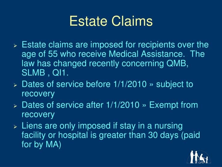 Estate Claims