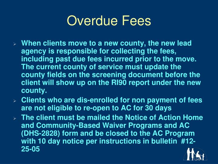 Overdue Fees