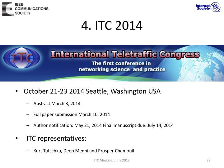 4. ITC