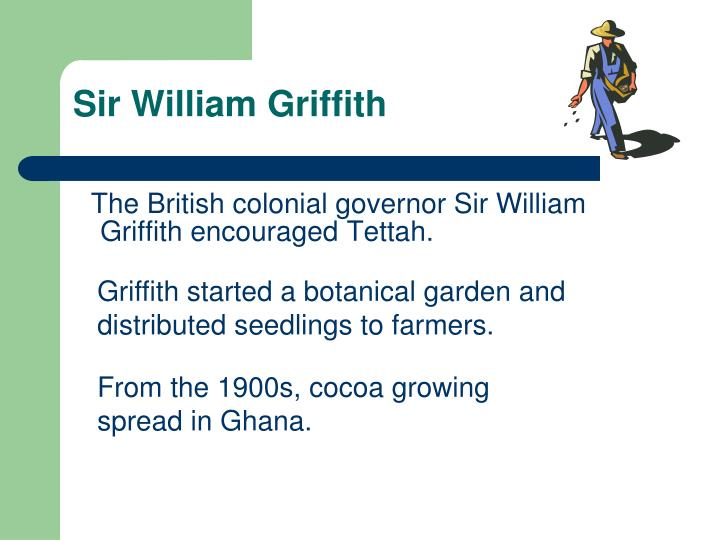 Sir William Griffith