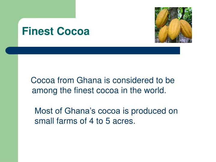Finest Cocoa