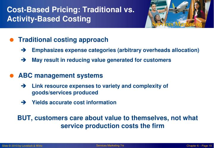 Cost-Based Pricing: