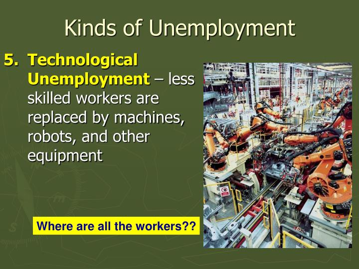 Kinds of Unemployment
