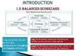 introduction 1 2 balanced scorecard1