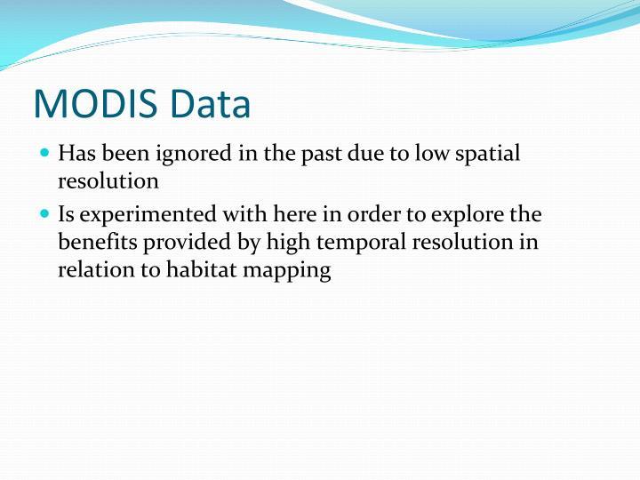 MODIS Data
