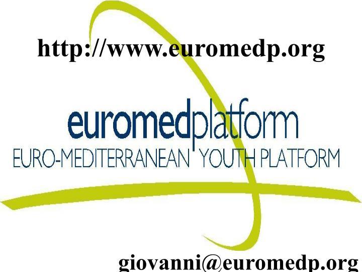 http://www.euromedp.org