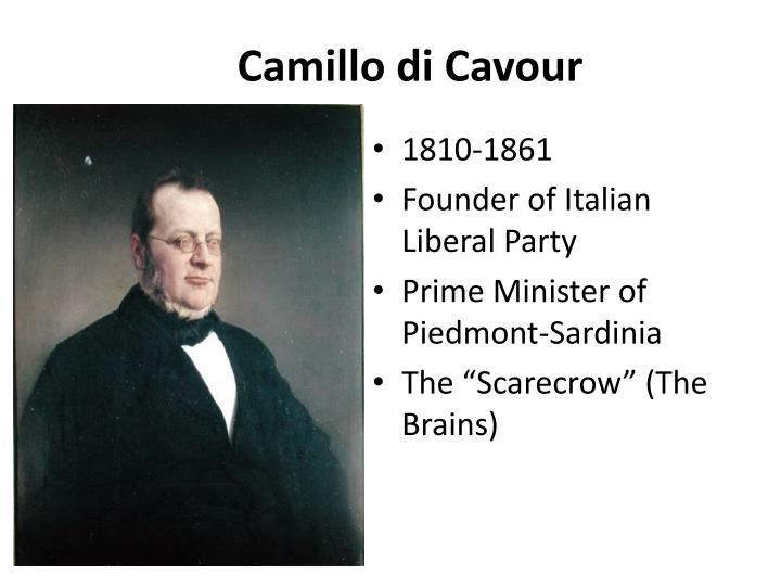 Camillo di Cavour