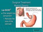 surgical treatment morbid obesity1