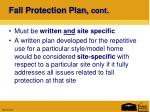 fall protection plan cont1