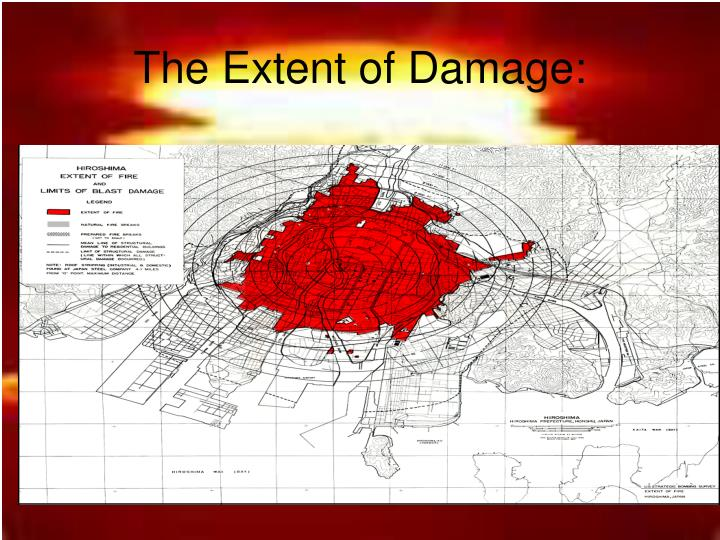 The Extent of Damage:
