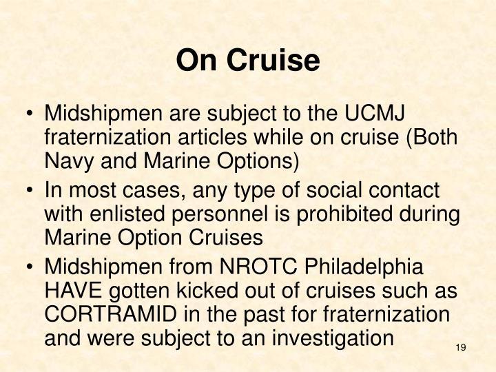 On Cruise