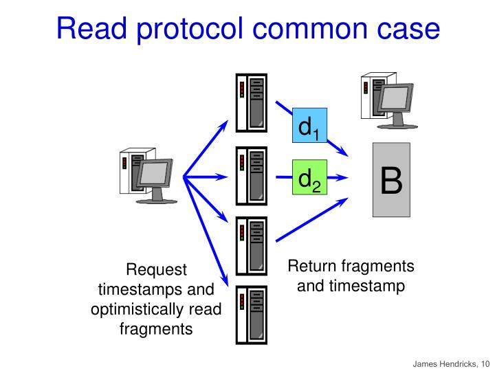 Read protocol common case