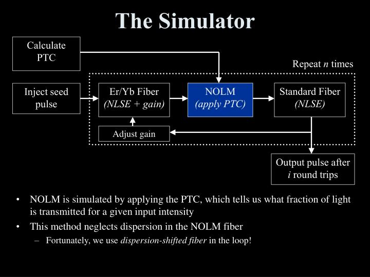 The Simulator