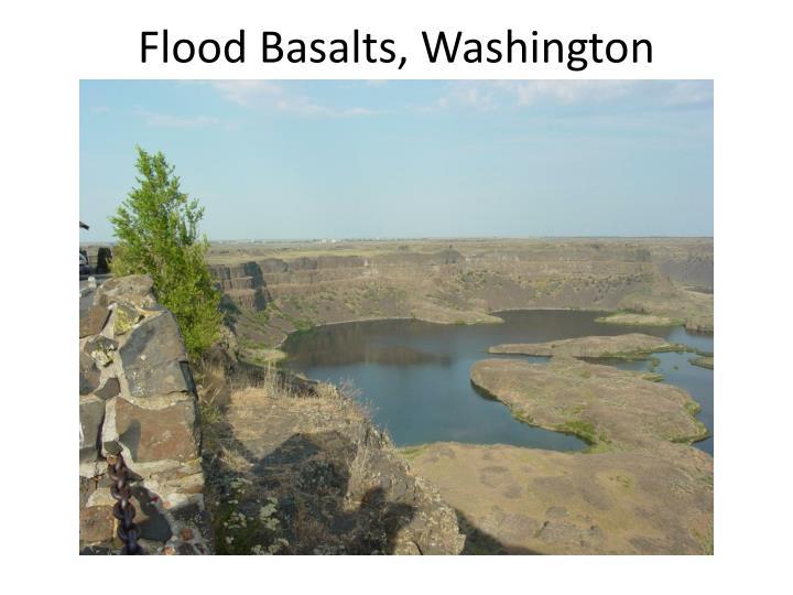 Flood Basalts, Washington