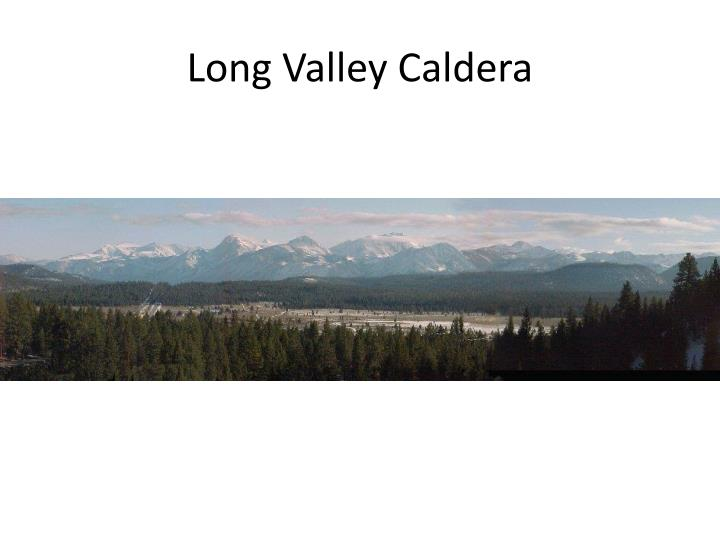Long Valley Caldera