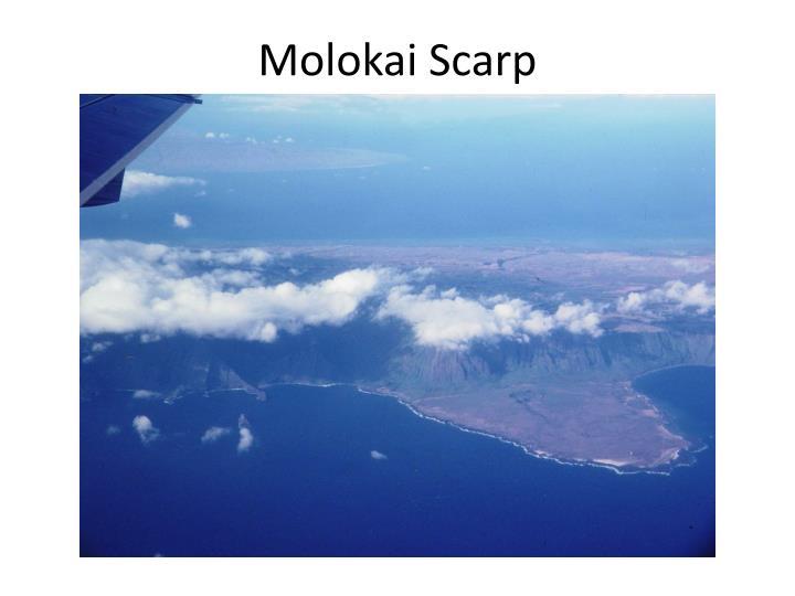 Molokai Scarp