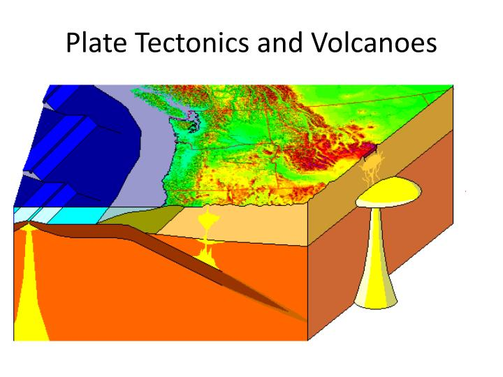 Plate Tectonics and Volcanoes