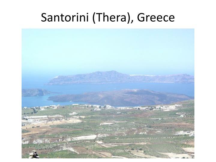 Santorini (Thera), Greece