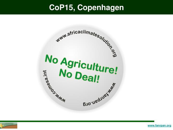 CoP15, Copenhagen