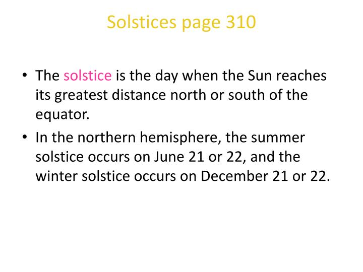 Solstices page 310
