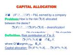 capital allocation1