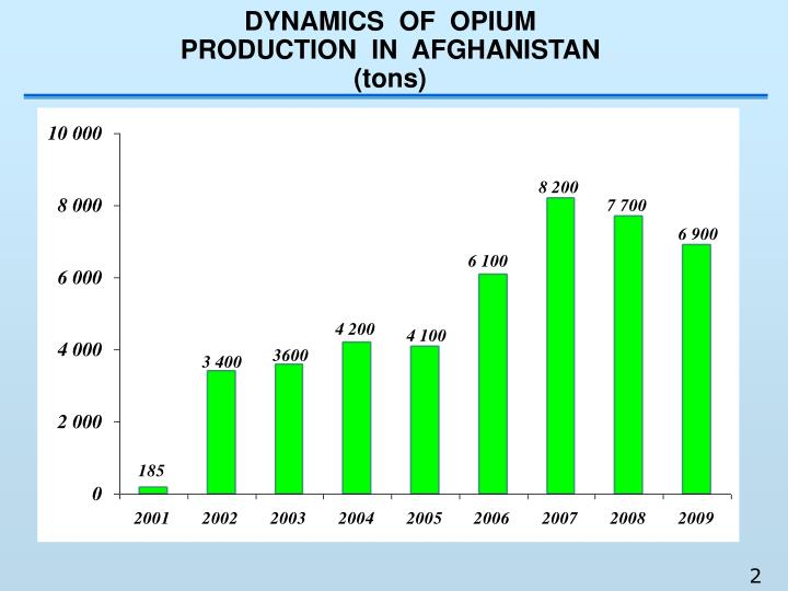 DYNAMICS  OF  OPIUM