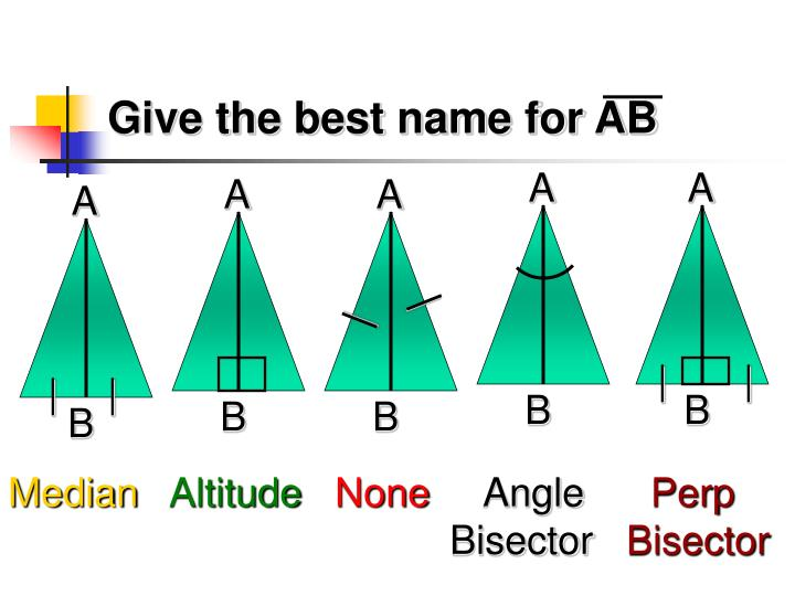 Give the best name for AB