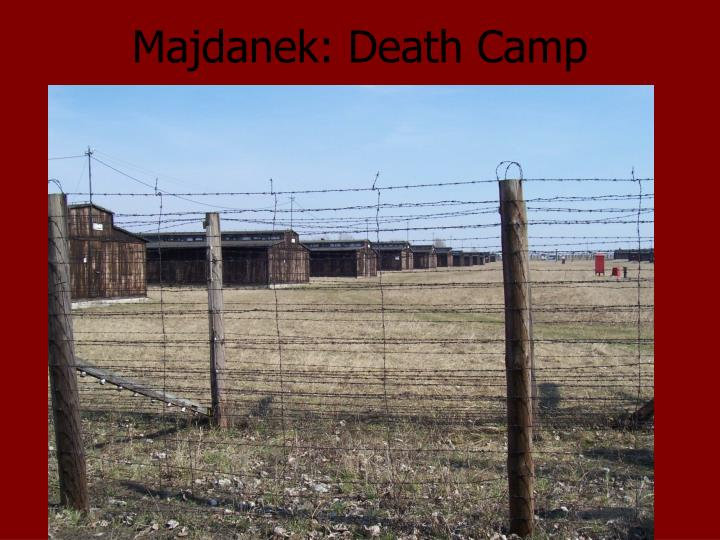 Majdanek: Death Camp