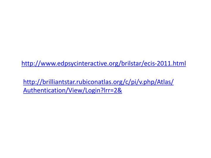 http://www.edpsycinteractive.org/brilstar/ecis-2011.html