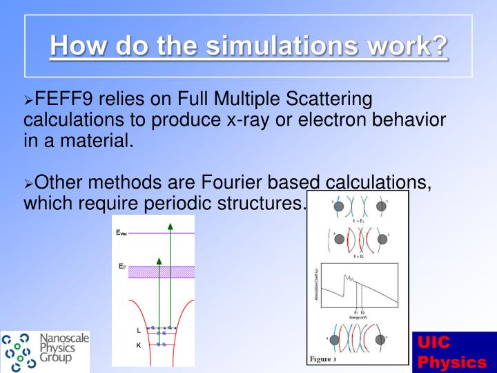 How do the simulations work?