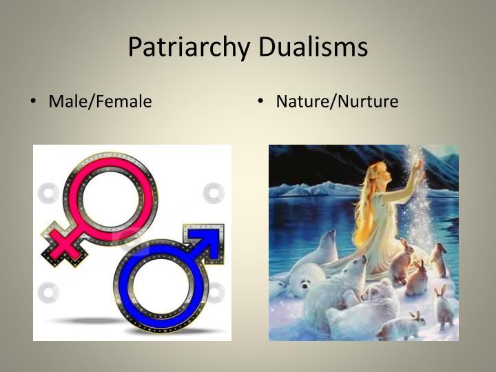 Patriarchy Dualisms