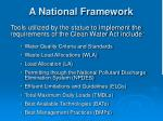 a national framework3