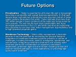 future options1