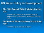 us water policy in development2