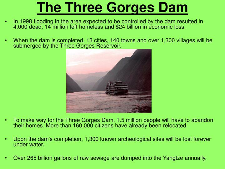 The three gorges dam1