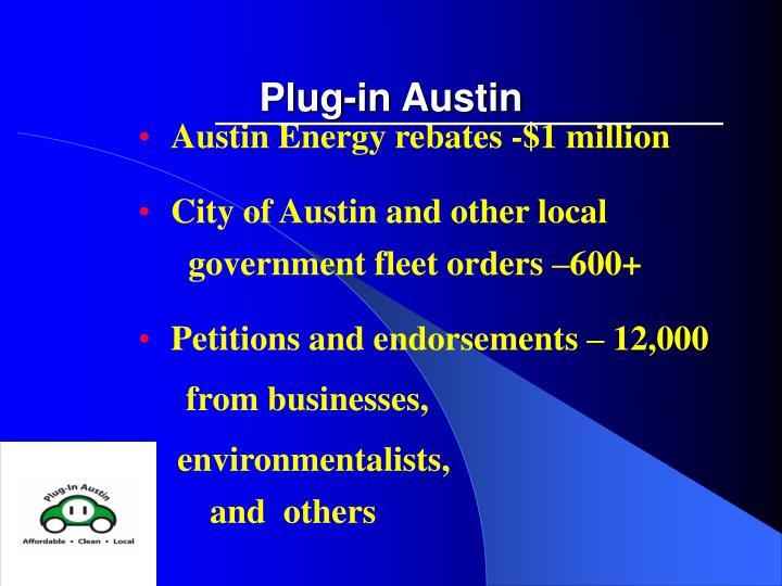 Plug-in Austin