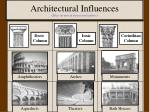 architectural influences select an area of interest and explore