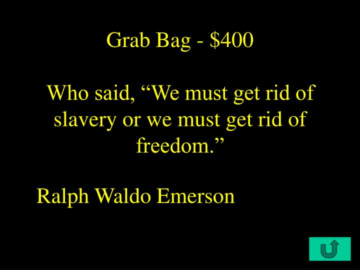 Grab Bag - $400