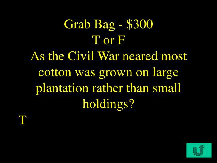 Grab Bag - $300