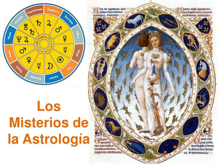 Los Misterios de la Astrología