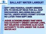 ballast water lawsuit1