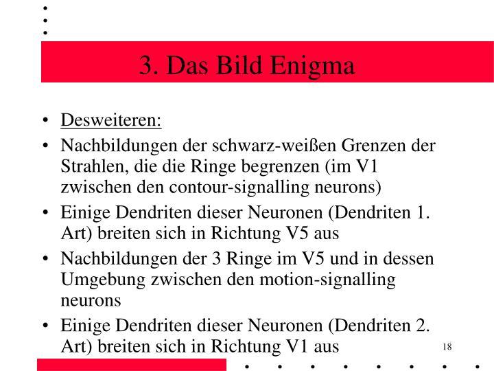 3. Das Bild Enigma