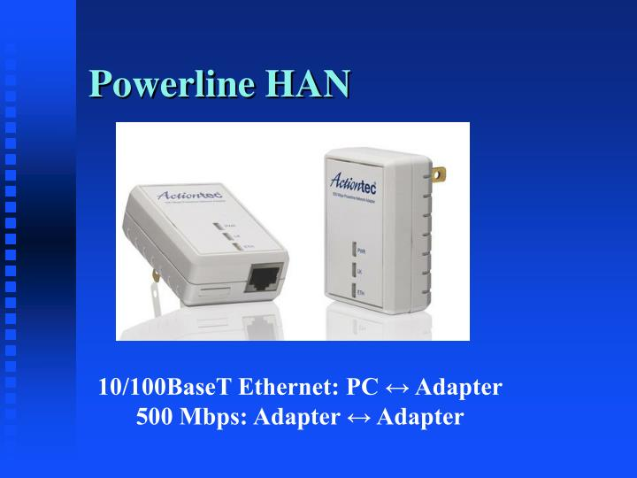 Powerline HAN