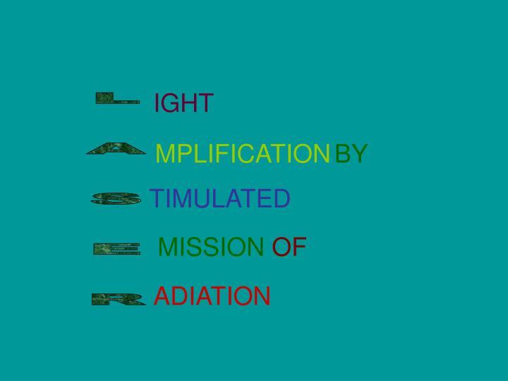 MPLIFICATION